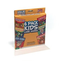 Juegos De Cartas De Bicycle Classic Kid (6-pack)