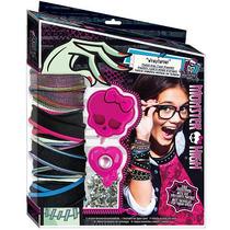 Monster High Cremallera Stud Wrap Pulseras