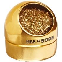 Hakko 599b-02 Solder Tip Limpieza Alambre Y Holder
