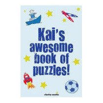 Kais Awesome Book Of Puzzles, Clarity Media