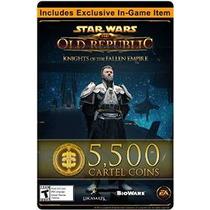 Star Wars: The Old Republic - 5500 Cartel Coins + Elemento E