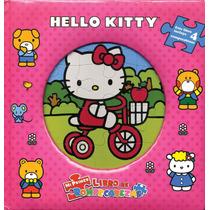 Mi Primer Libro De Rompecabezas: Hello Kitty