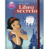 Libro De Los Secretos Big Blanca Nieves