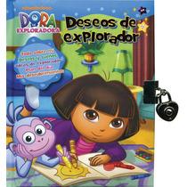 Libro De Los Secretos Dora Deseos De Explorador