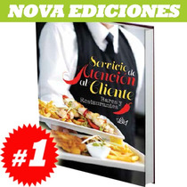 Libro Servicio De Atención Al Cliente Bares Y Restaurantes
