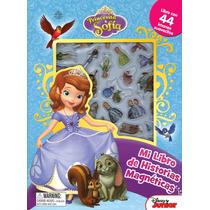 Mi Libro De Historias Magnéticas: Disney Princesita Sofia