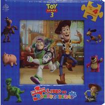 Mi Primer Libro De Rompecabezas: Toy Story 3