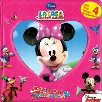 Mi Primer Libro De Rompecabezas: La Casa De Mickey Mouse (mi