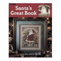 Santas Great Book (leisure Arts #2840), Leisure Arts