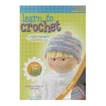 Learn To Crochet: Baby Hat Kit, Inc Leisure Arts