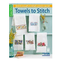 Towels To Stitch, Leisure Arts