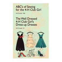 Abcs Of Sewing For The 4-h Club Girl And, Edna M Callahan