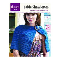 Cable Shawlettes: Six Original Patterns To Knit, Jean Moss