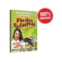 Manualidades Y Artesanías Creativas Y Fáciles Incluye 2 Vols