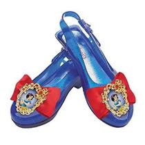 Zapatos De Disney Blancanieves Niños Sparkle - One Size 11.1