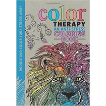 Libro Color Therapy: An Anti-stress Coloring Book