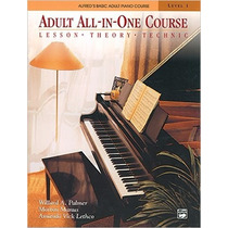 Libro Adult All-in-one Course