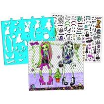 Monster High Design Portafolio
