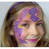 Pintacaritas Maquillaje Infantil Explicado Detalladamente