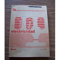 Electricidad,manual-serie Técnica-conalep-ilust