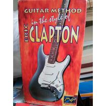 Metodo De Guitarra De Eric Clapton