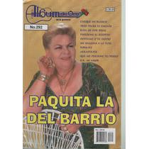 Album De Oro Núm. 292 Paquita La Del Barrio