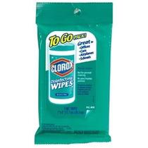 Clorox Toallitas Desinfectantes To Go Fresh Aroma Veinticuat