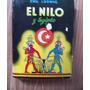 El Nilo Y Egipto-p.dura-1a.ed-331 P-emil Ludwing-antiguo1949