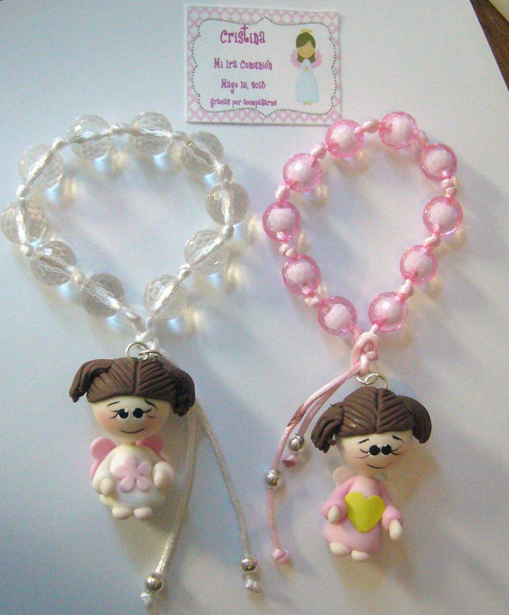 Decenario pasta flexible paso a paso / Wedding Rosary cold