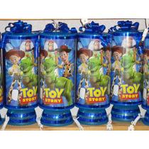 Recuerdos Centros De Mesa !piñata !lamparas Toy Story