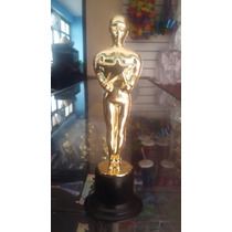 Estatuilla Premios Oscar Fiesta Tematica Hollywood Neonfiest