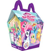 Kit My Little Pony Imprimible Personalizado Invitaciones Caj
