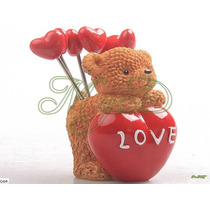 Tenedores Botaneros Oso Corazón Botana Pinchos Palillo Op4