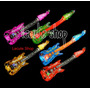 10 Guitarras Globos Luminosos Fiesta Eventos Led Inflables