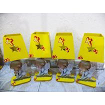 Lamparas Para Bautizo Comunion Baby Shower Centros Infantil