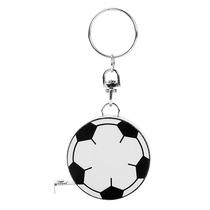 Llavero Flexometro Balon.excelente Promo Para Mundial Futbol