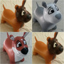 Inflable Montable Animalitos Fiesta Fiesta Infantil Perrito
