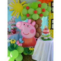 Decoracion Con Globos Baby Shower, Boda, Fiesta, 15 Años