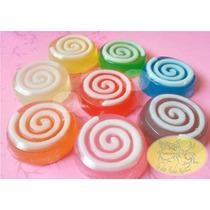 Jabones Para Cualquier Ocasión Dulce Espiral (10 Piezas)