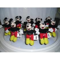 Mickey Mouse 12 Piezas Personaliza Invitaciones X $ 490.00