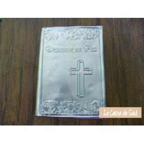Recuerdo Libro De Oraciones C/dec. Aniv.luctuoso