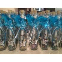 Invitaciones En Botellas De Cristal Cualquier Evento