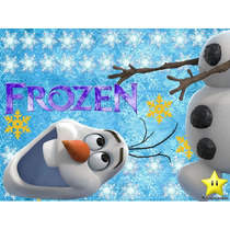 2x1 Kit Imprimible Frozen Invitaciones Candy Bar Cumples Y