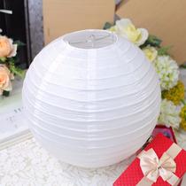 100 Lamparas Chinas 30cm Blancas Decoracion Boda Y Fiesta