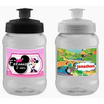 Cilindros Personalizados Con Etiqueta Para Fiestas, Baby,etc