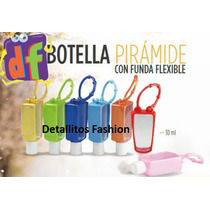 Detallitos Fashion, Gel Antibacterial Con Funda Silicon