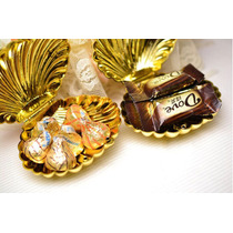 Hermosas Conchitas Para Recuerdos (acrílico Tipo Cristal)