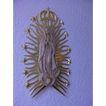 Virgen De Guadalupe Con Resplandor Ideal Para Regalo ¡¡¡