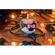 Recuerdo Para Fiesta Temática De Minnie Mouse Aluzza
