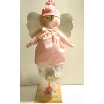 Angel Para Centros De Mesa De Baby Shower, Bautizo